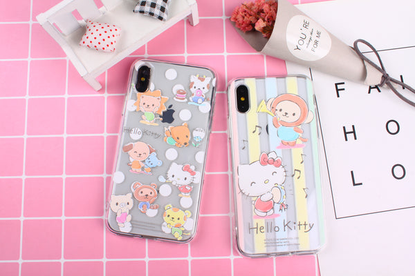Hello Kitty Clear Case (KT130)