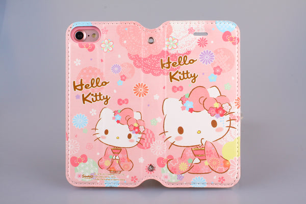 Hello Kitty Leather Flip Case (KTCM35)