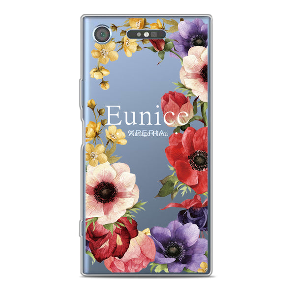 Custom - Clear Floral (JC508)