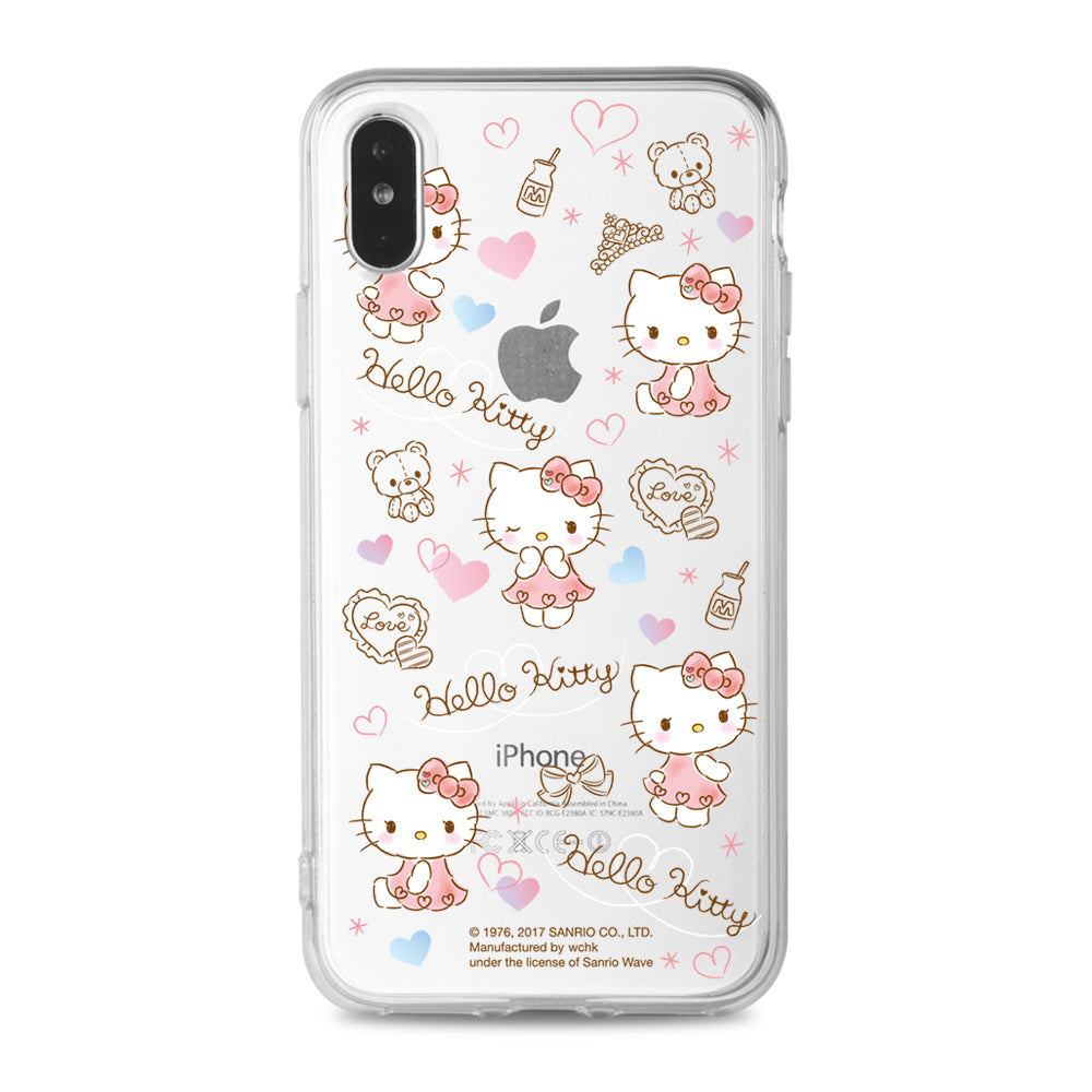 Hello Kitty Clear Case (KT106)