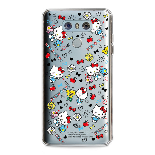Hello Kitty Clear Case (KT109)