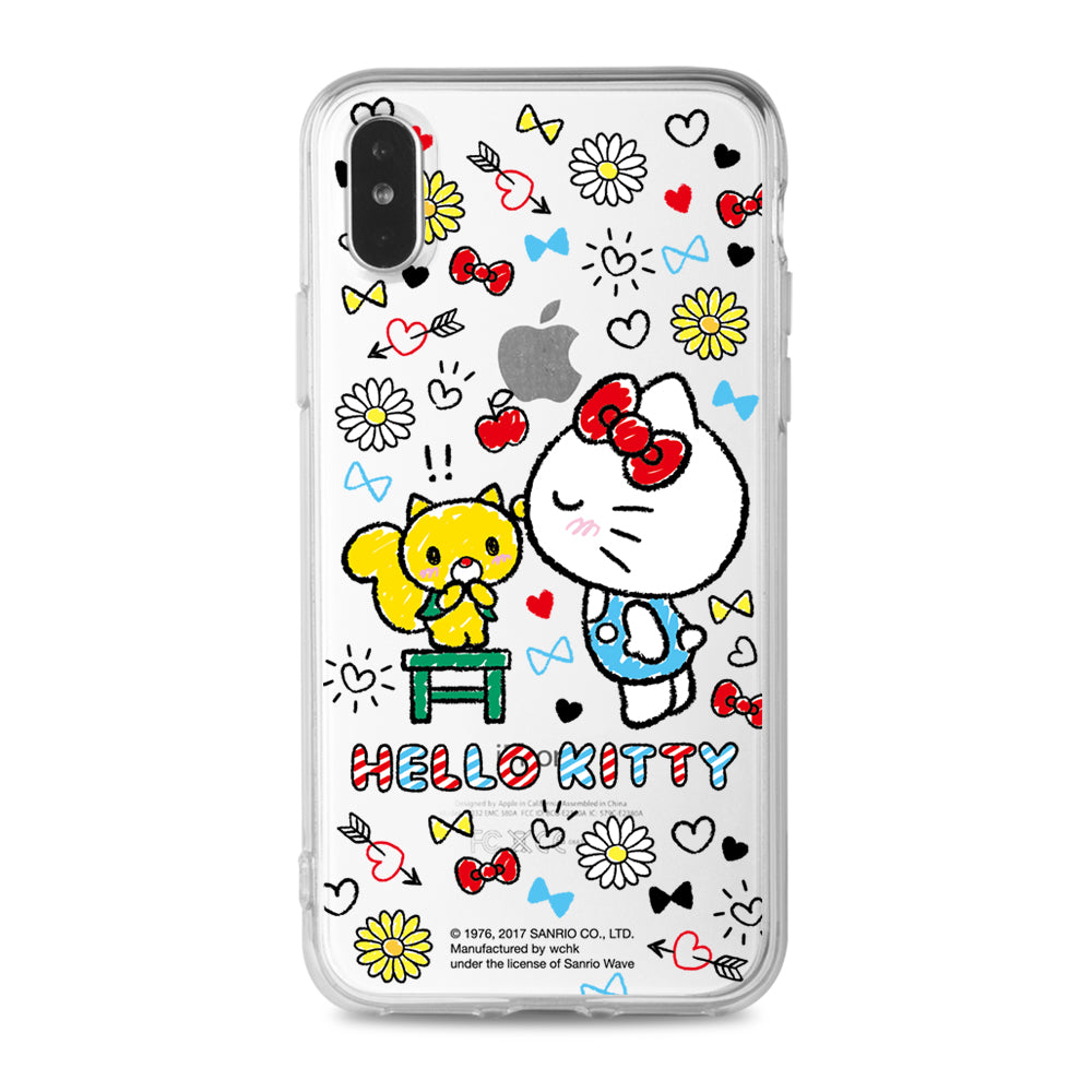 Hello Kitty Clear Case (KT110)