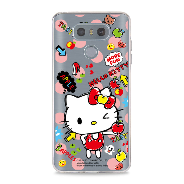 Hello Kitty Clear Case (KT115)