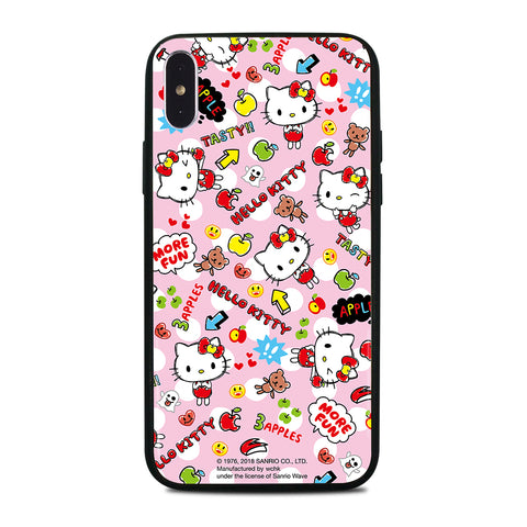Hello Kitty Glossy Case (KT117G)