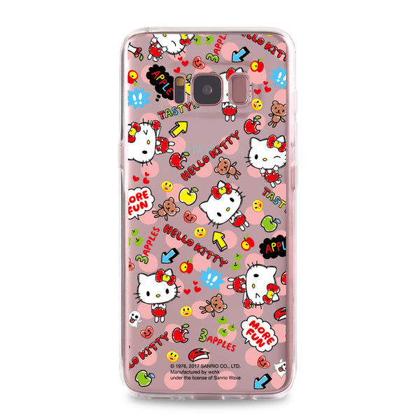 Hello Kitty Clear Case (KT117)