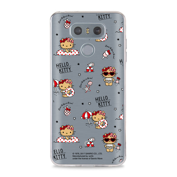 Hello Kitty Clear Case (KT123)