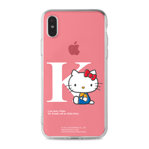 Hello Kitty Clear Case (KT126)