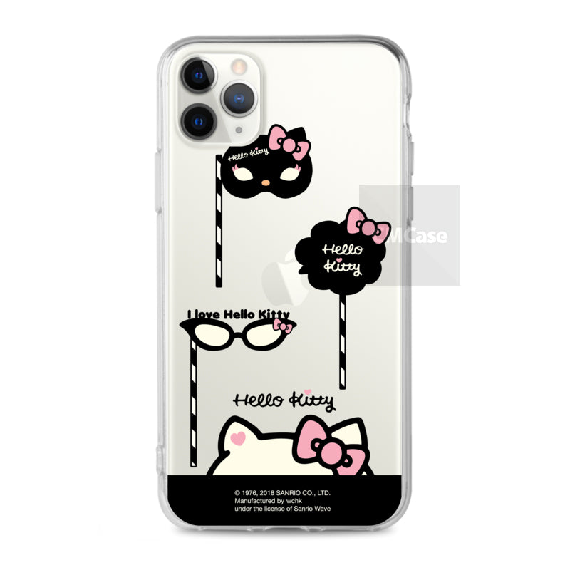Hello Kitty Clear Case (KT143)
