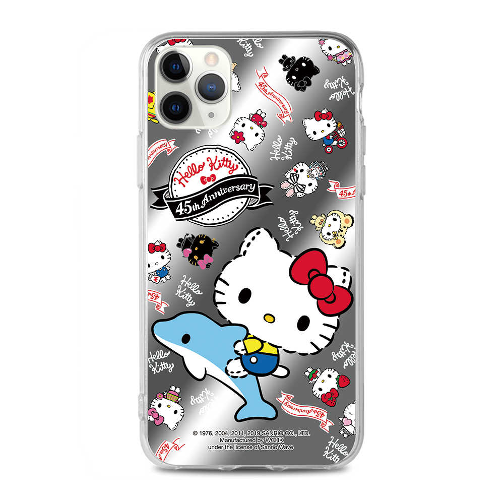 Hello Kitty Mirror Jelly Case (KT147M)