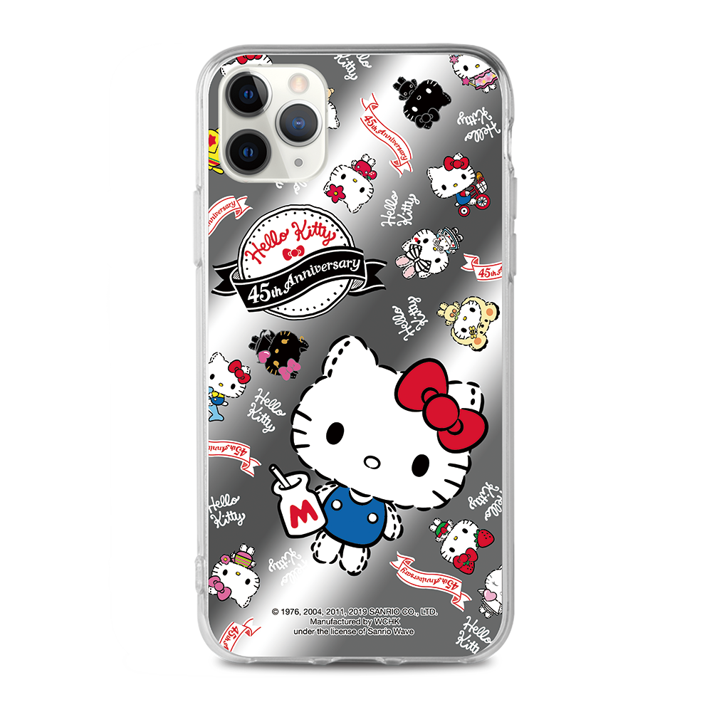 Hello Kitty Mirror Jelly Case (KT148M)