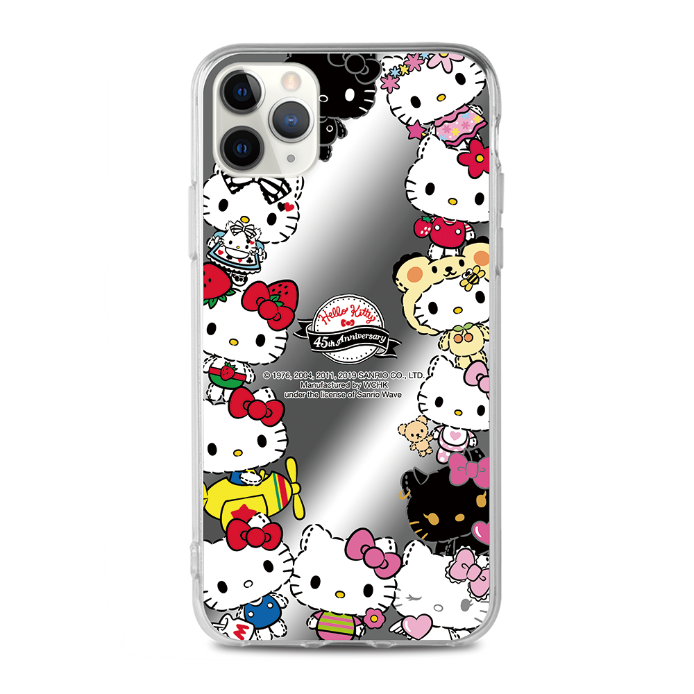 Hello Kitty Mirror Jelly Case (KT150M)