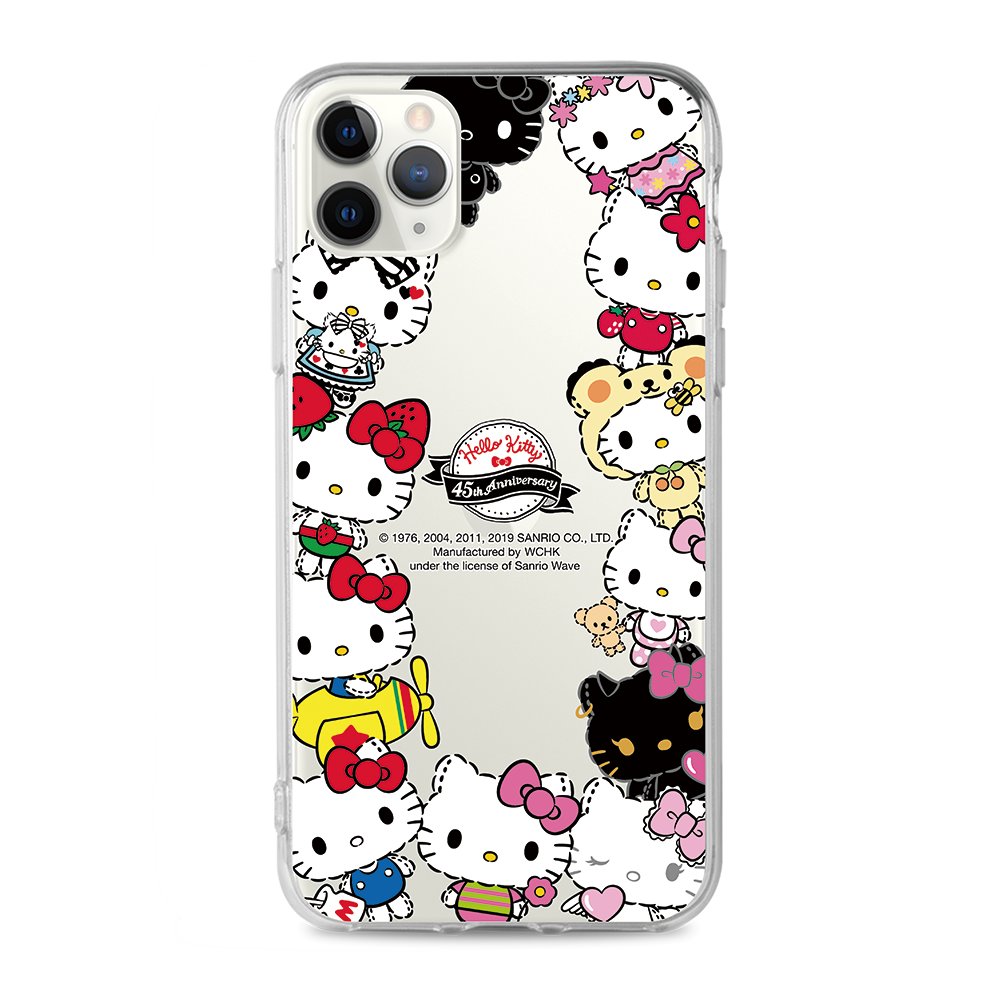 Hello Kitty Clear Case (KT150)