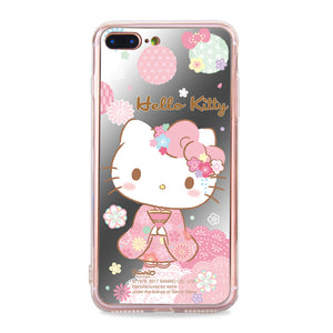 Hello Kitty Mirror Jelly Case (KT87M)