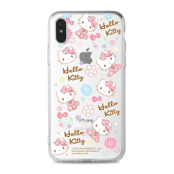 Hello Kitty Clear Case (KT89)