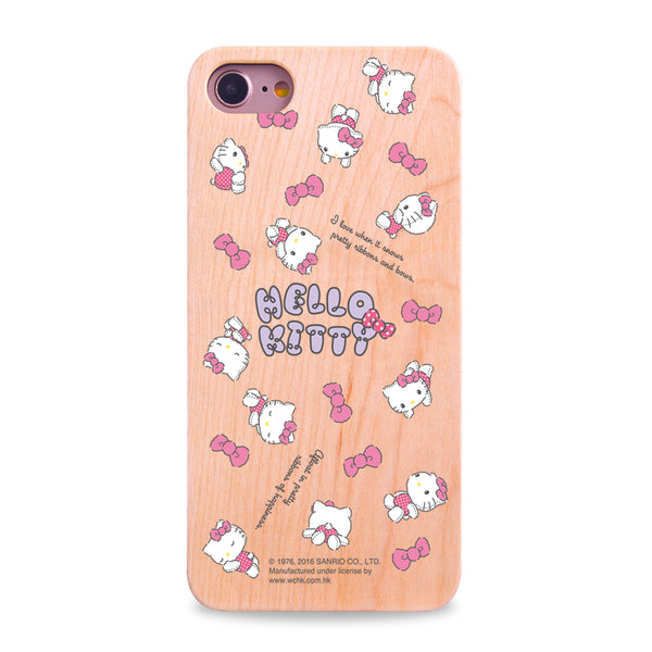Hello Kitty Wooden Case (KT91W)