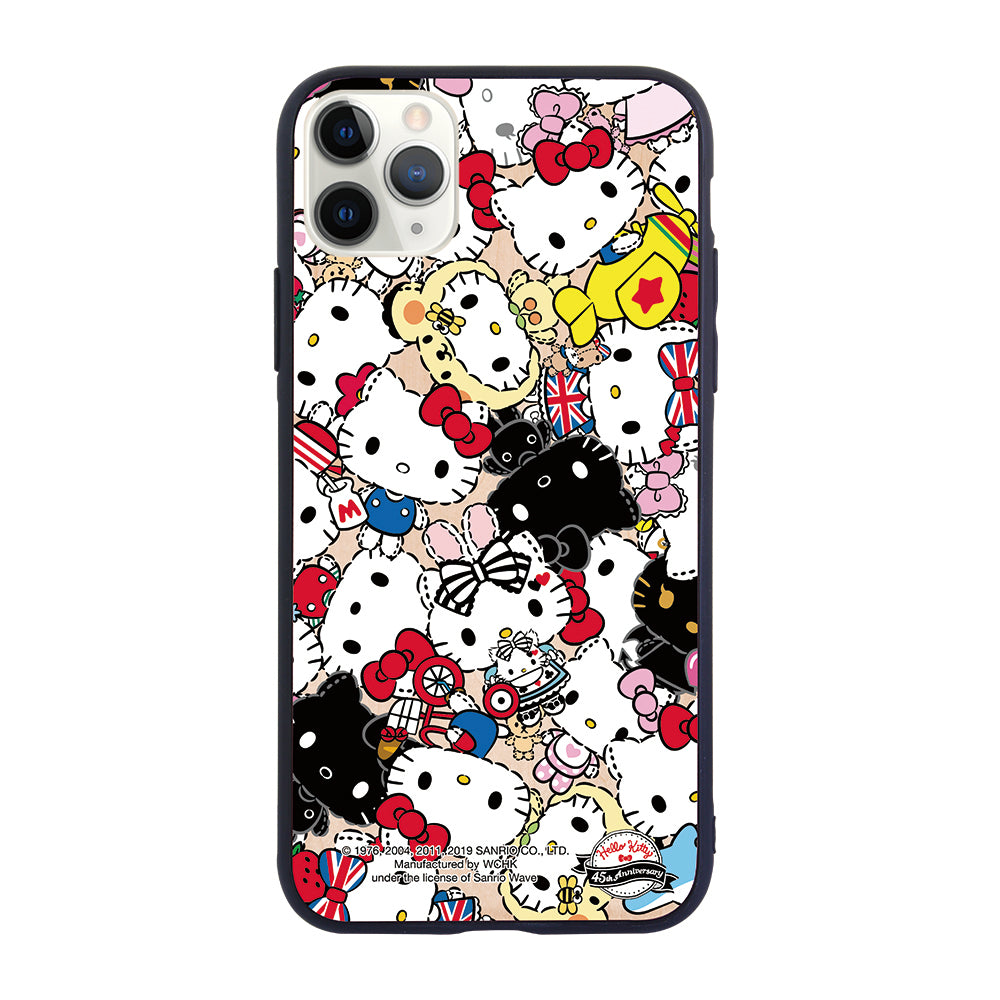 Hello Kitty Wooden Case (KT92W)