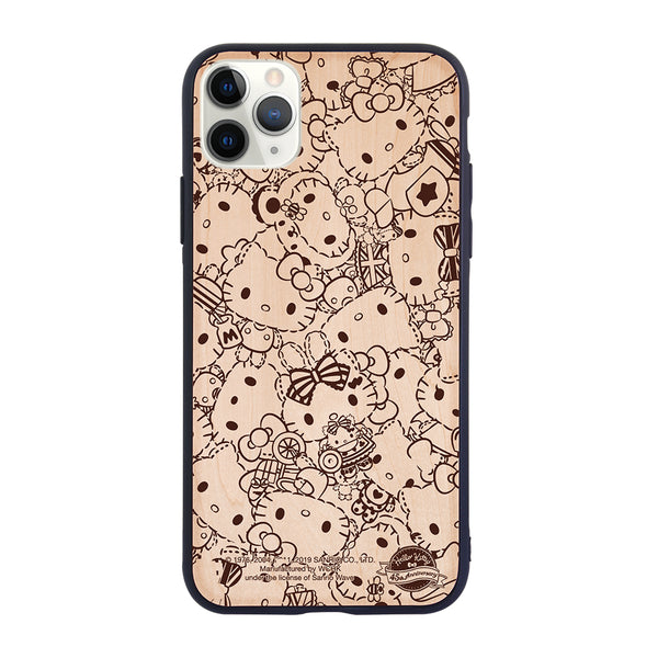 Hello Kitty Wooden Case (KT93W)