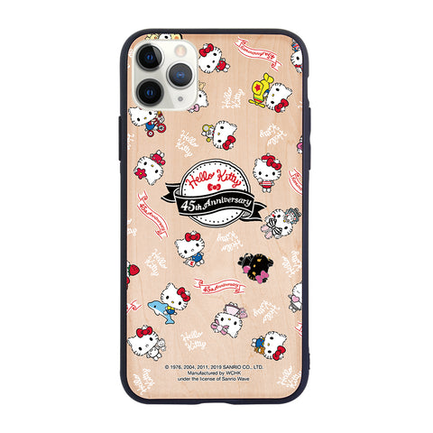 Hello Kitty Wooden Case (KT94W)