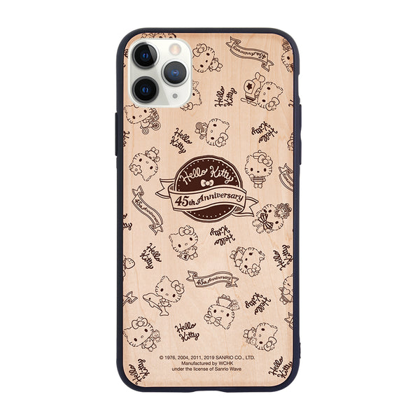 Hello Kitty Wooden Case (KT95W)