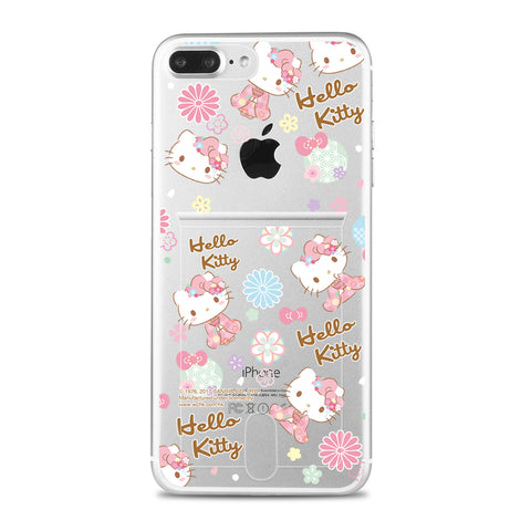 Hello Kitty Jelly Card Case (KTCH89)