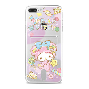 Hello Kitty Jelly Card Case (KTCH91)