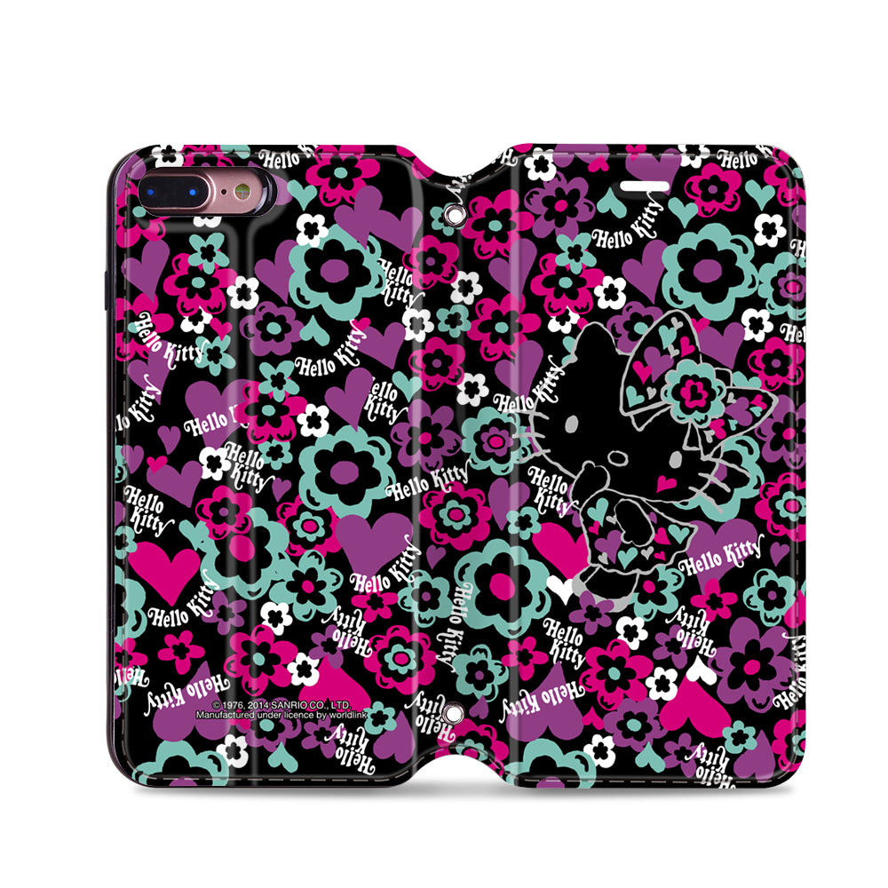 Hello Kitty Leather Flip Case (KTCM02)