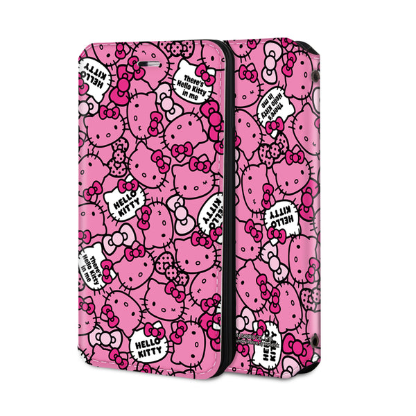 Hello Kitty Leather Flip Case (KTCM08)
