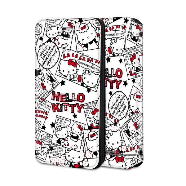 Hello Kitty Leather Flip Case (KTCM12)