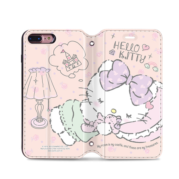 Hello Kitty Leather Flip Case (KTCM20)