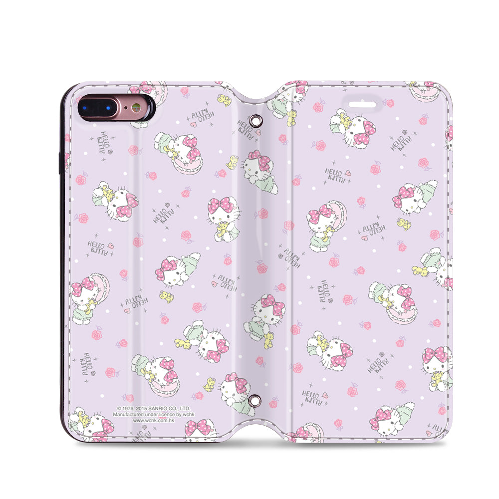 Hello Kitty Leather Flip Case (KTCM22)