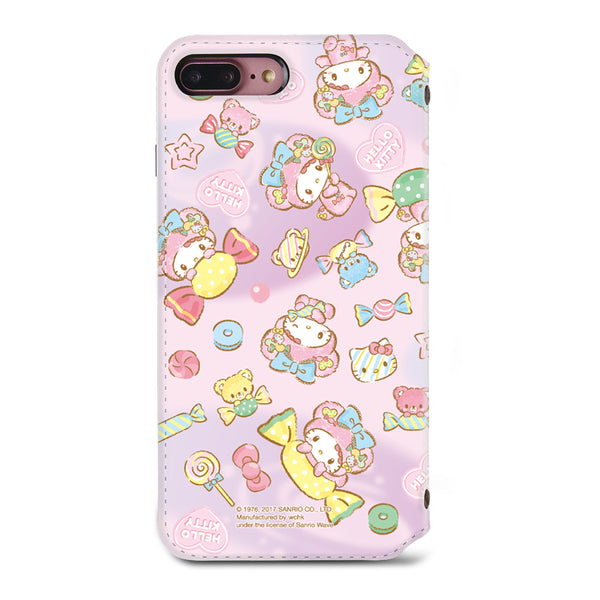 Hello Kitty Leather Flip Case (KTCM29)