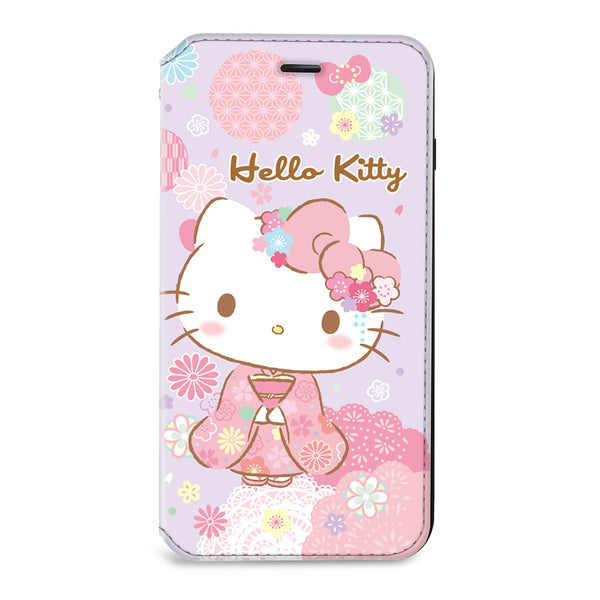 Hello Kitty Leather Flip Case (KTCM34)