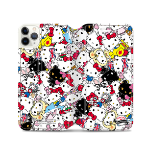 Hello Kitty Leather Flip Case (KTCM38)