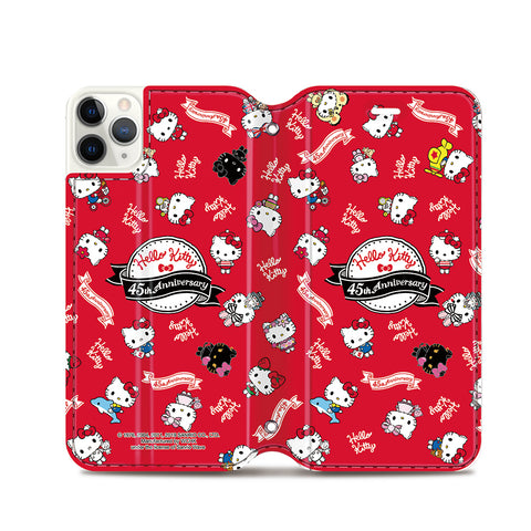 Hello Kitty Leather Flip Case (KTCM39)