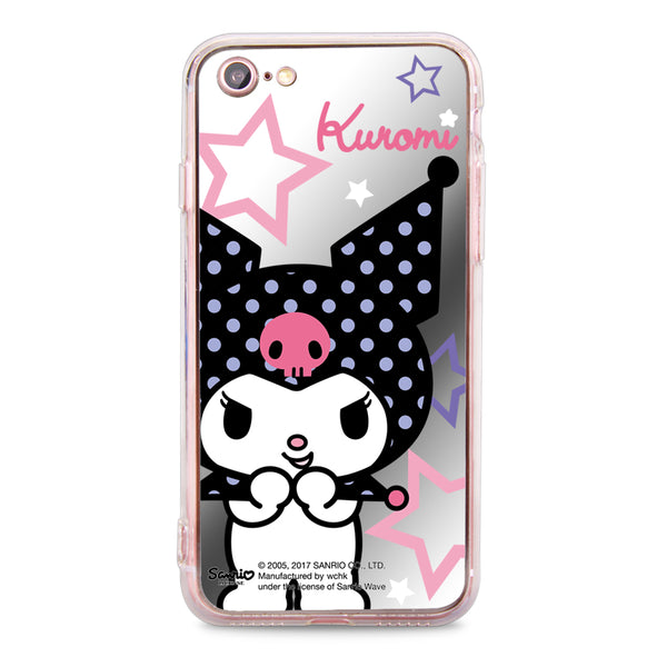 Kuromi Mirror Jelly Case (KU85M)