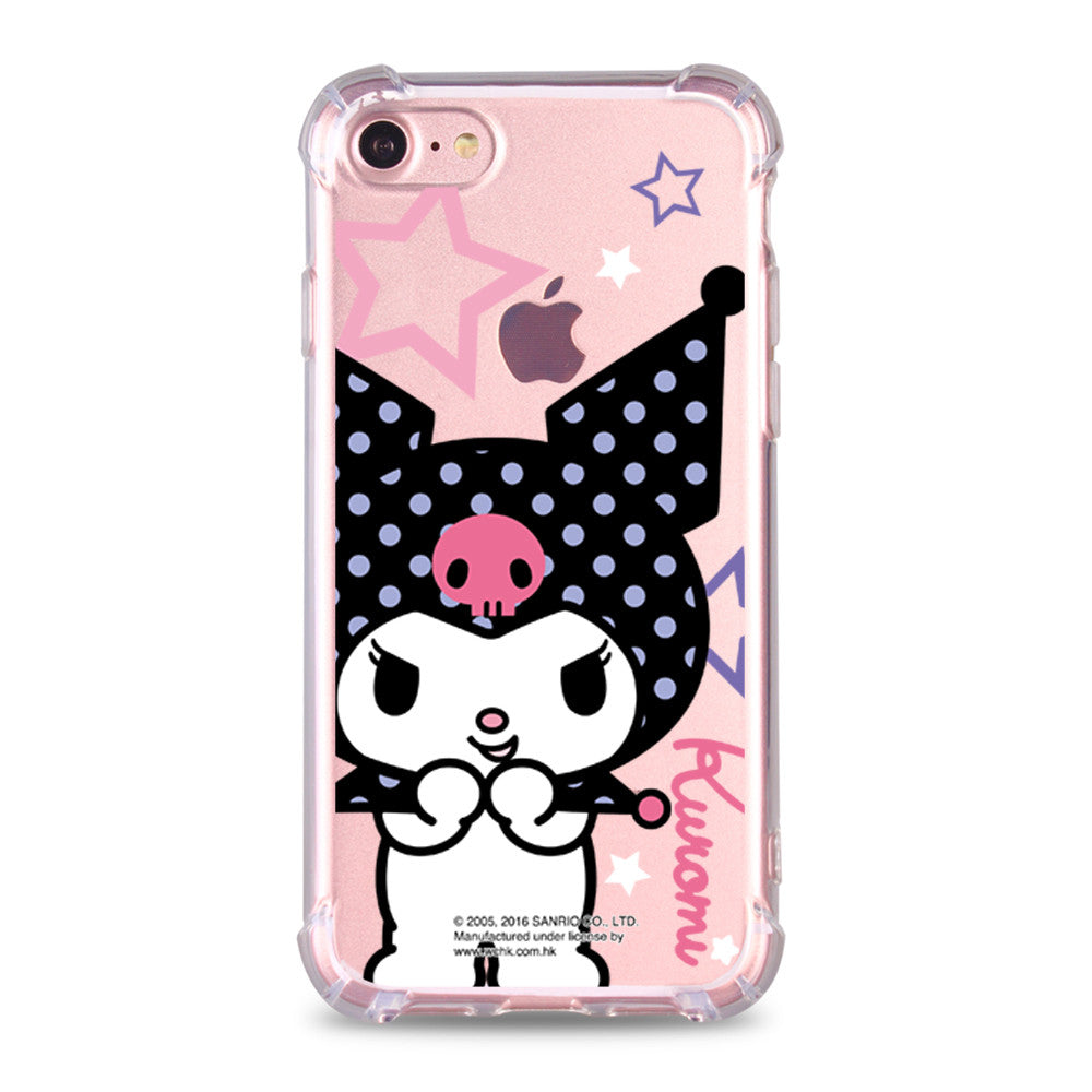 Kuromi Clear Case (KU85)