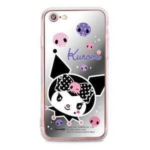 Kuromi Mirror Jelly Case (KU87M)