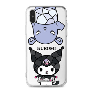 Kuromi Clear Case (KU93)