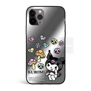 Kuromi Mirror Jelly Case (KU94M)