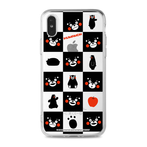 Kumamon Clear Case (MA81)