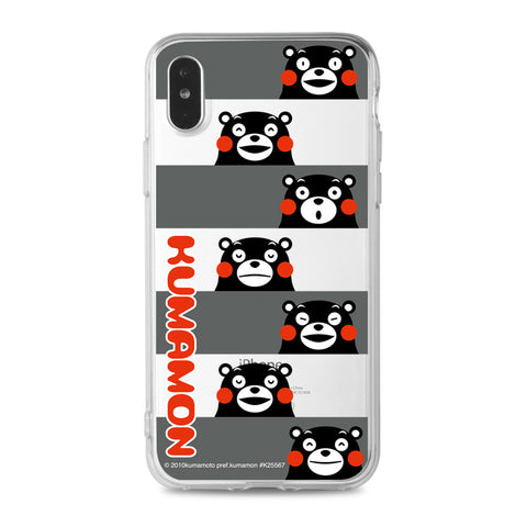 Kumamon Clear Case (MA82)