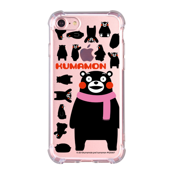 Kumamon Clear Case (MA83)