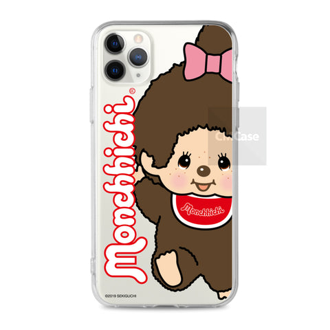 Monchichi Clear Case (MO93)