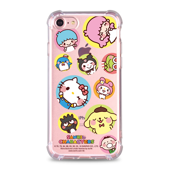 Sanrio & Friends Clear Case (MCCM11)