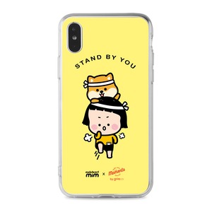 Mobile Girl MiM Clear Case (PC-MM001A)