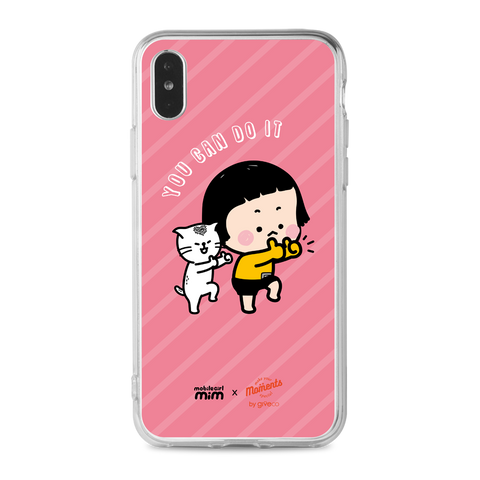 Mobile Girl MiM Clear Case (PC-MM002A)