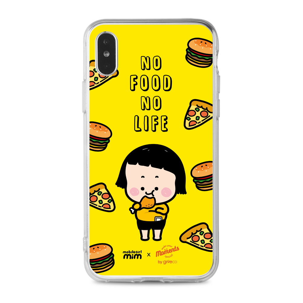 Mobile Girl MiM Clear Case (PC-MM005A)