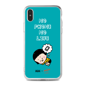 Mobile Girl MiM Clear Case (PC-MM006B)