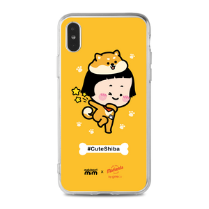 Mobile Girl MiM Clear Case (PC-MM008B)