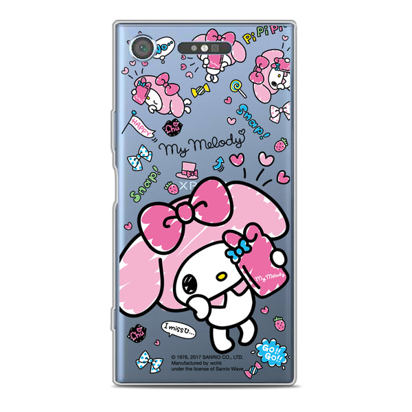 My Melody Clear Case (MM92)